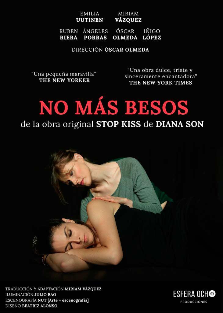 No más besos