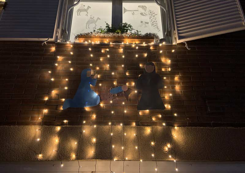 Ganadores concurso decoración ventanas y balcones de Tres Cantos