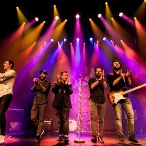 Espectáculo familiar: La edad de oro del pop español
