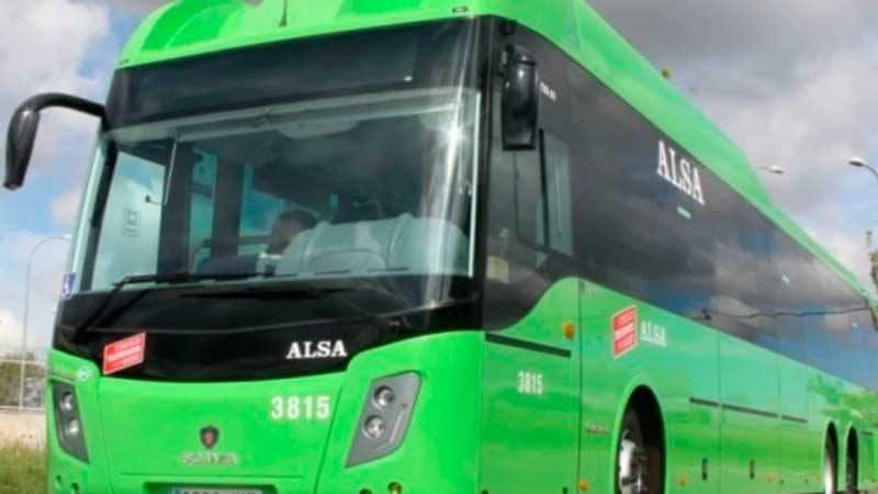 Lanzadera autobuses Plaza de Castilla- Tres Cantos