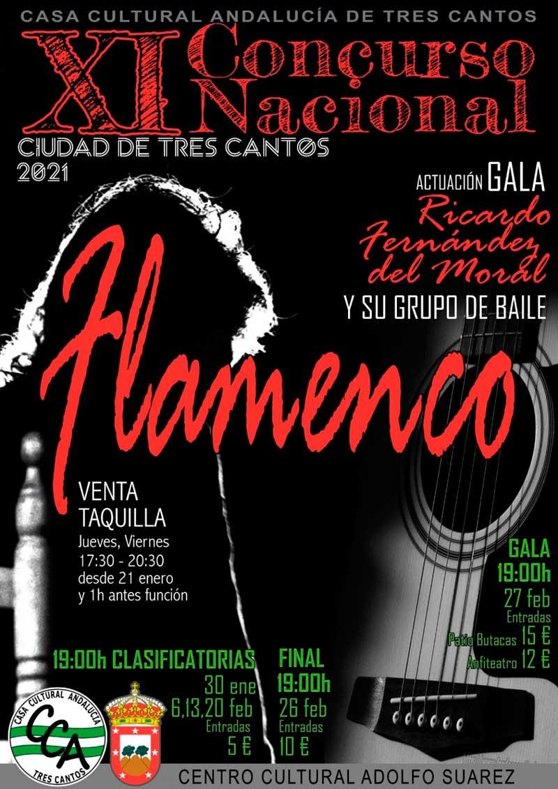 XI Concurso Nacional de Flamenco
