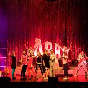 Teatro: ABBA live TV
