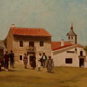 """Exposición: José Luis Ayuso """"Añoranzas"""""""