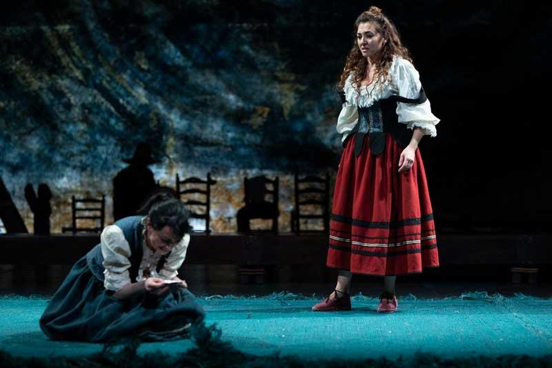 Teatro: Peribáñez y el Comendador de Ocaña (Lope de Vega)