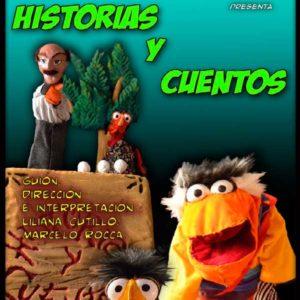 """Espectáculo familiar: Titiricantos, """"Historias y cuentos"""""""
