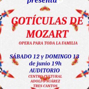 Ópera para toda la familia: Gotículas de Mozart