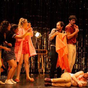 Teatro: No hay burlas con el amor