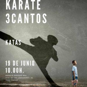 XXI Trofeo Karate Ciudad de Tres Cantos