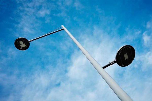Nuevas luminarias LED en Tres Cantos
