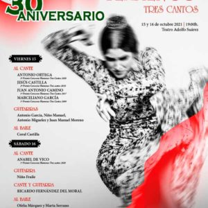 Festival de cante y baile flamenco